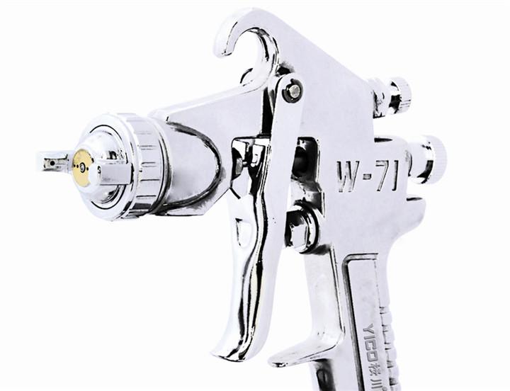 台湾YICO桜川W-71气动喷枪,桜川气动喷漆枪