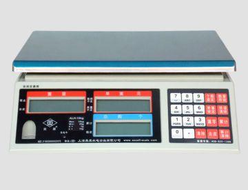 上海英展电子计数秤螺丝数量称重台秤