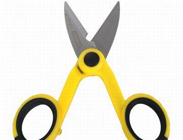 史丹利(Stanley)双色柄多功能电工剪刀