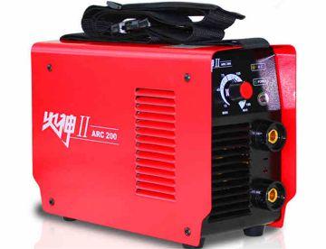 瑞凌火神ARC-200小型家用电焊机